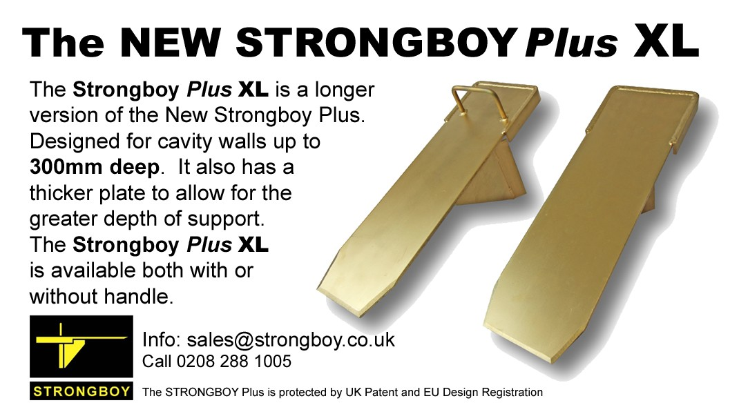 Stronger and longer the New STRONGBOY® Plus XL !!