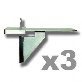 3 Strongboy® Masonry Supports