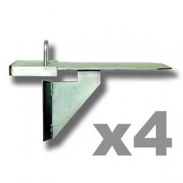 4 Strongboy®  Masonry Supports